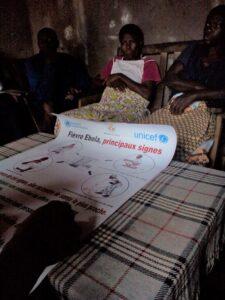 Informování o Ebole