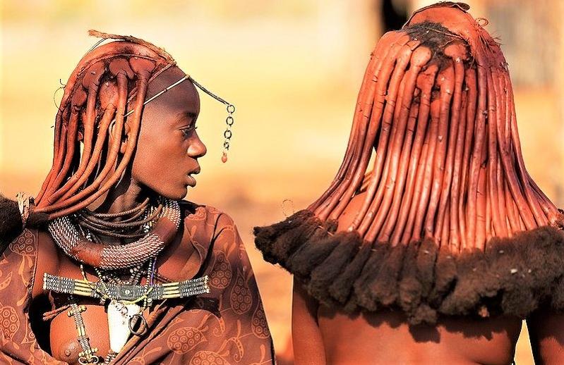 Himba styl