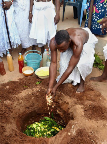 Víra v předky aneb tradiční africké náboženství