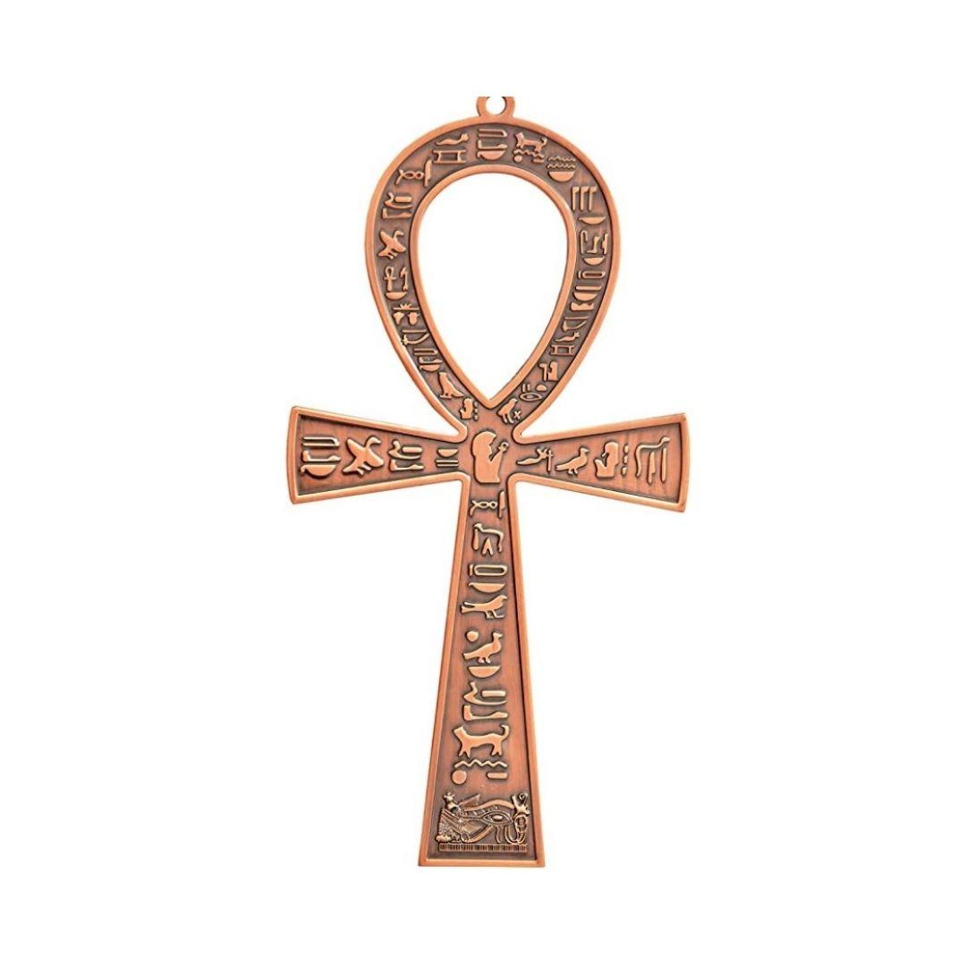 Spiritualismus, tradiční africké náboženství, vúdú, ma'at, ankh a andělé
